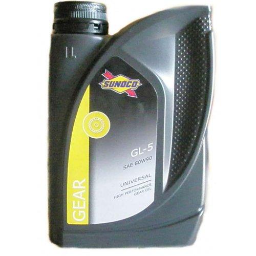 Трансмиссионное масло Sunoco Gear GL - 5 80W-90 20л.
