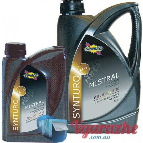 Sunoco Synturo Mistral 5W-30 5л.