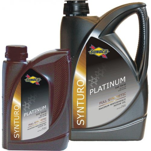 Sunoco Synturo Platinum 5W-30 1л.