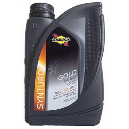 Sunoco Synturo Gold 5W-40 1л.