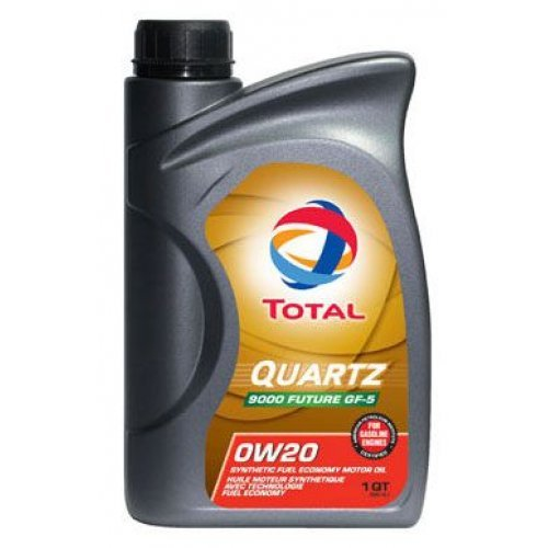 Total Quartz 9000 Future GF-5 0W-20 1л.