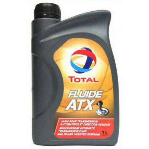 Трансмиссионное масло Total Fluide ATX 1л.