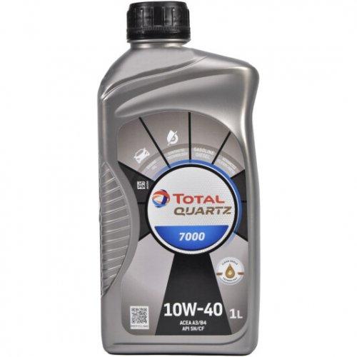 Моторна олива Total Quartz 7000 10W-40 1л.