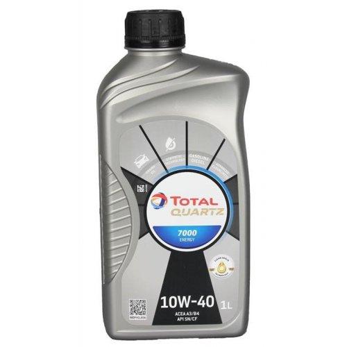 Total Quartz 7000 Energy 10W-40 1л.