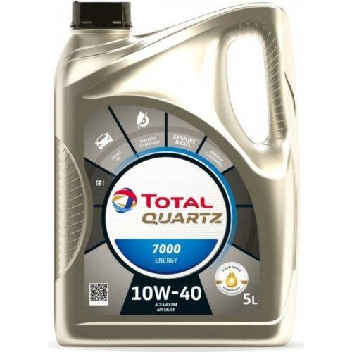 Total Quartz 7000 Energy 10W-40 5л.