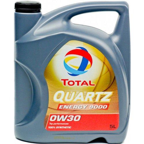 Total Quartz Energy 9000 0W-30 5л.