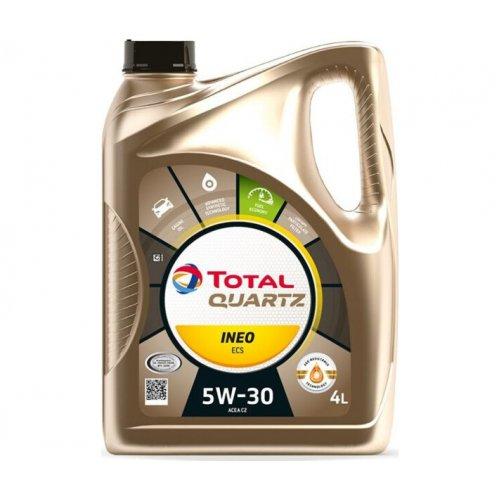 Total Quartz Ineo Ecs 5W-30 4л.