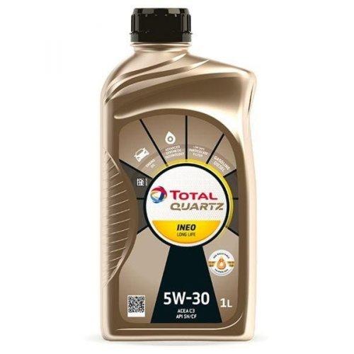 Total Quartz Ineo Long Life 5W-30 1л.