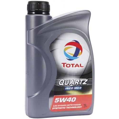 Моторное масло Total Quartz Ineo MC3 5W-40 1 л