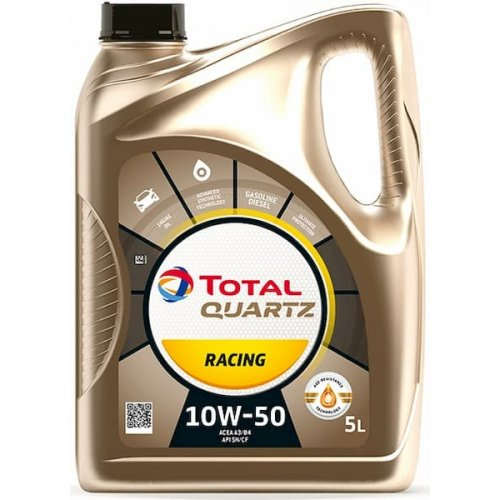 Total Quartz Racing 10W-50 5л.