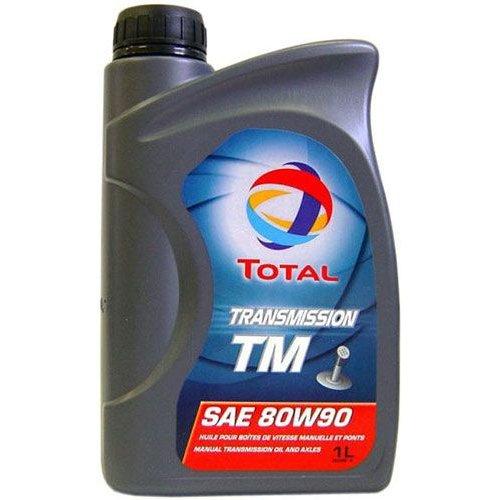 Трансмиссионное масло Total Transmission AXLE 7 80W-90 1л.