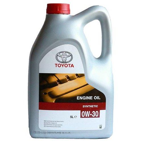 Моторна олива Toyota Synthetic Engine Oil 0W-30 5л.