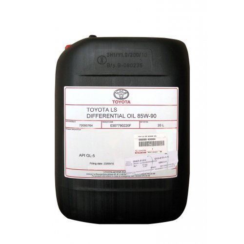 Toyota Differential Oil LS 85W-90 20л.