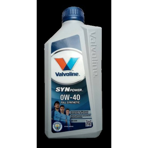 Моторна олива Valvoline Synpower 0W-40 1л.