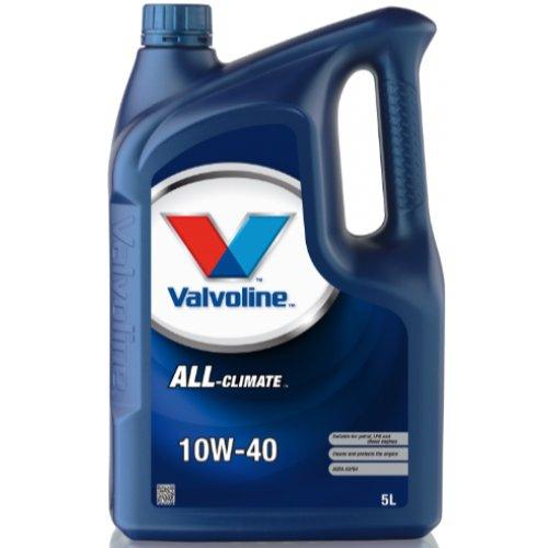 Valvoline All-Climate 10W-40 5л.
