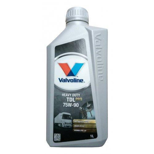 Трансмиссионное масло Valvoline HD TDL Pro 75W-90 1л.