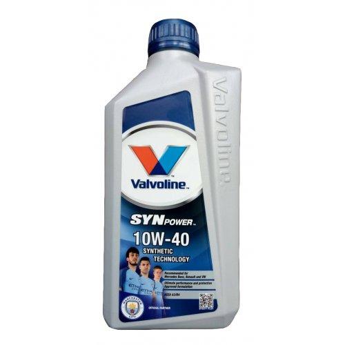 Valvoline Synpower 10W-40 1л.
