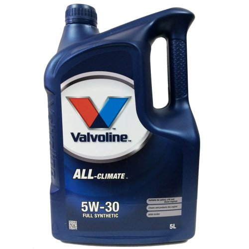 Моторное масло Valvoline All Climate 5W-30 5л.