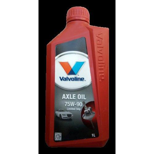 Трансмиссионное масло Valvoline Axle Oil 75W90 LS GL-5 1л.