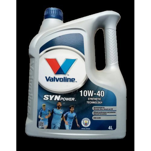 Valvoline Synpower 10W-40 4л.