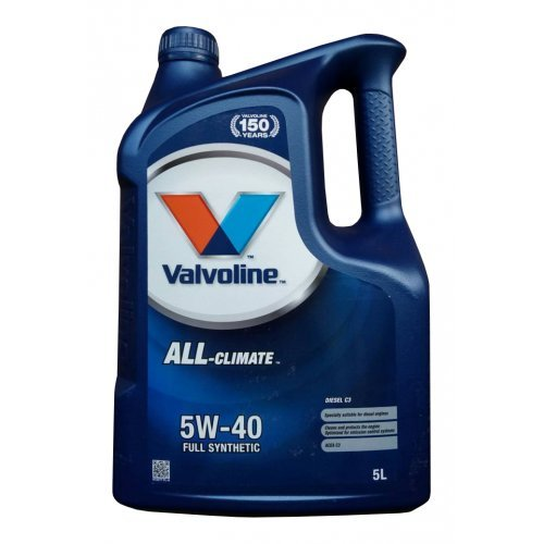 Моторное масло Valvoline All Climate Diesel C3 5W-40 1л.
