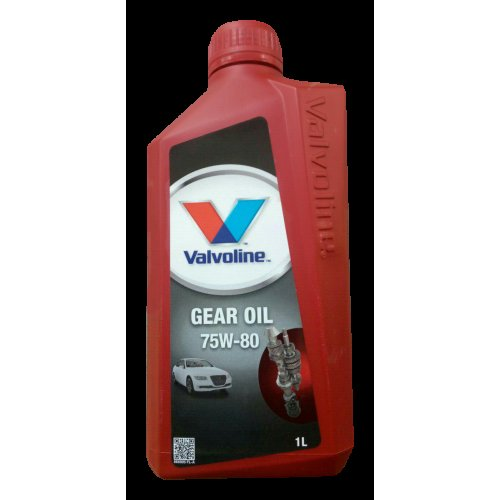 Valvoline Gear oil 75W-80 1л.