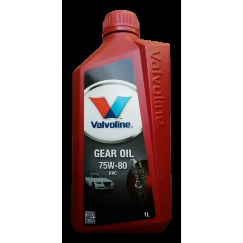 Трансмиссионное масло Valvoline RPC 75W-80 1л.