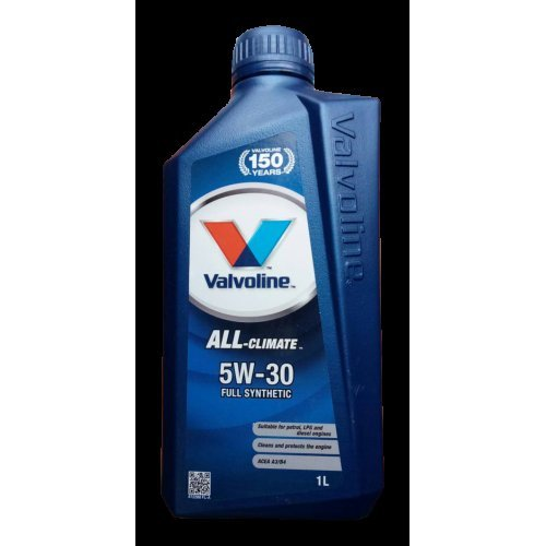 Моторна олива Valvoline All Climate 5W-30 1л.