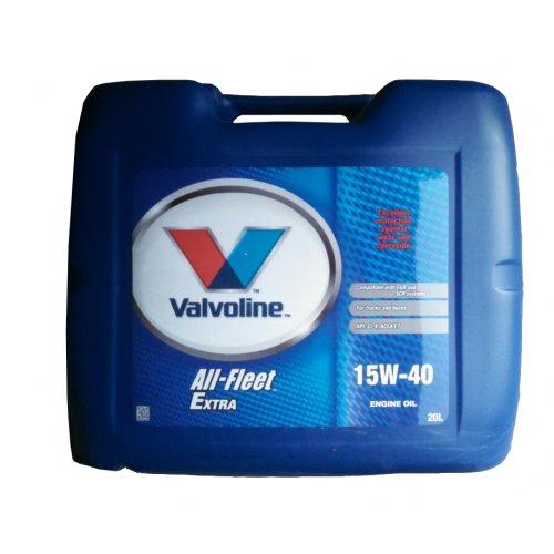 Valvoline All Fleet Extra 15W-40 20л.