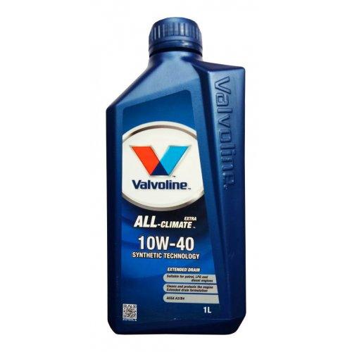 Valvoline All Climate Extra 10W-40 1л.
