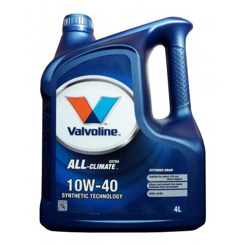 Valvoline All Climate Extra 10W-40 5л.