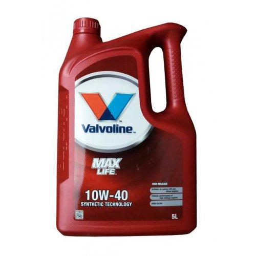 Моторное масло Valvoline Maxlife 10W-40 5л.