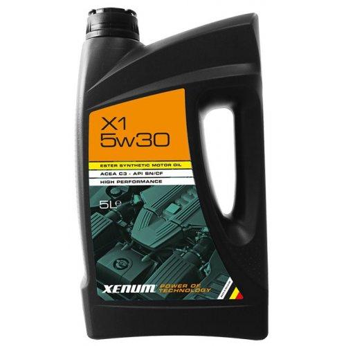 Xenum X1 5W-30 5л.