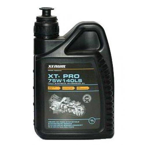 Трансмиссионное масло Xenum XT-PRO 75W-140 Racing oil 1л.