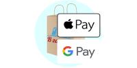 Новые способы оплаты