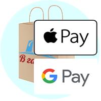 Apple и Google Pay